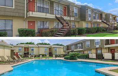 Southeast Houston Multifamily Recapitalization