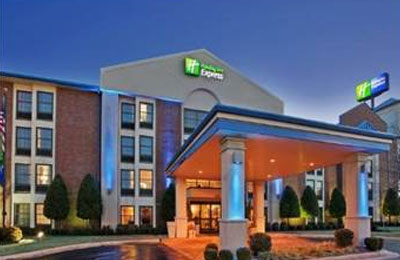 Jonesboro Holiday Inn Express Refinance Out of Bankruptcy