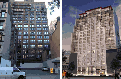 West 28th Street Development Site Acquisition Financing