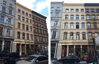 Duane Street Mixed-Use Refinance and Renovation Financing
