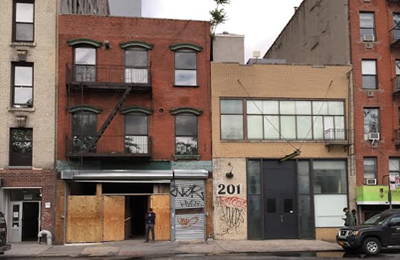 Chrystie Street Development Site Acquisition Financing