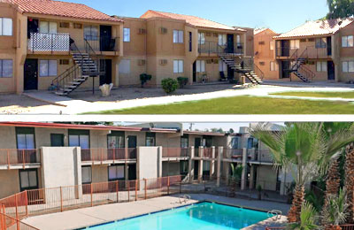 Phoenix Multifamily Portfolio Refinance Out of Bankruptcy