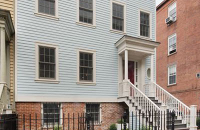 Brooklyn Heights Townhome Bridge to Sale Recapitalization