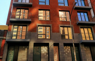 Harlem Condominium Construction Completion and Inventory Loan