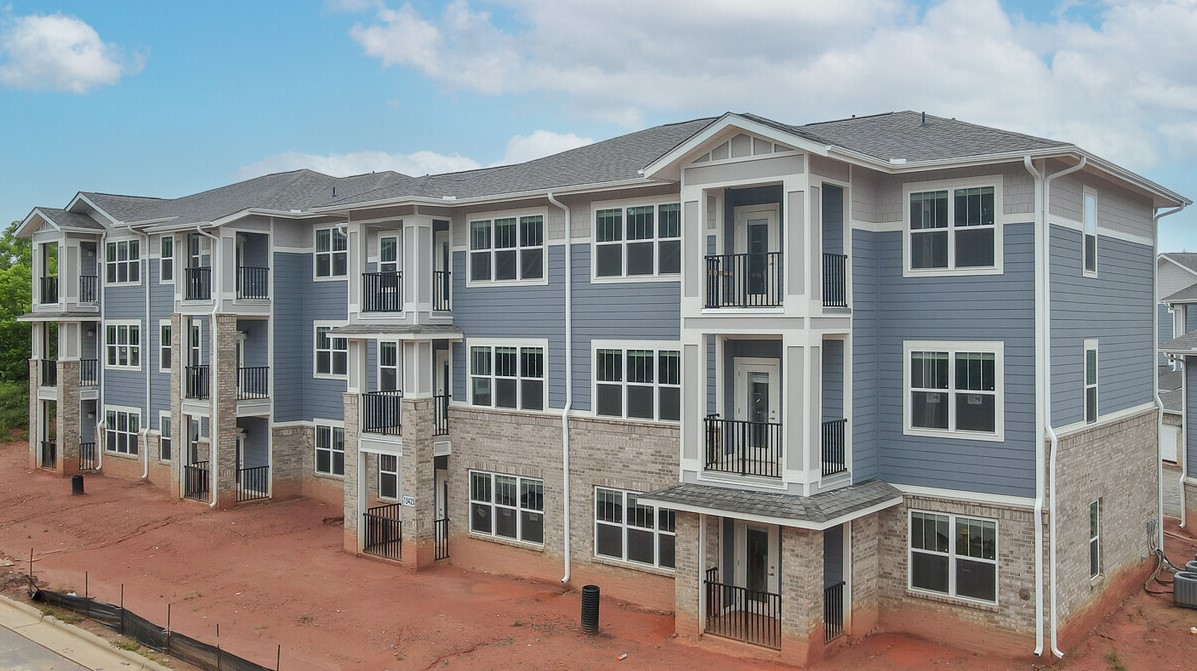 North Carolina Multifamily Recapitalization and Construction-Completion Financing